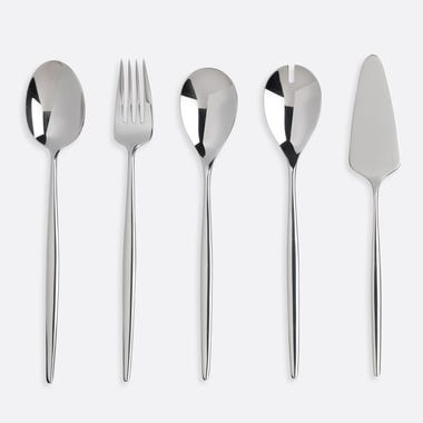 Eve_Chrome_5pc_Serve_Set