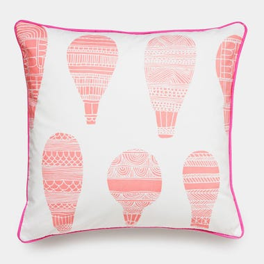 Float_Pink_Throw_Pillow_18x18