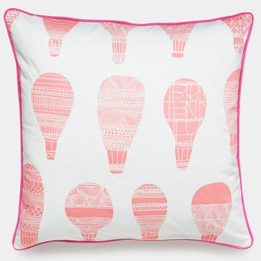 Float_Pink_Throw_Pillow_22x22