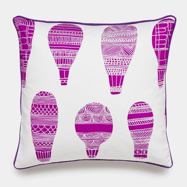Float_Purple_Throw_Pillow_18x18