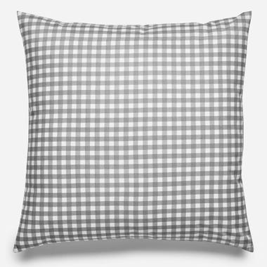 Gingham_Gray_Throw_Pillow_22x22