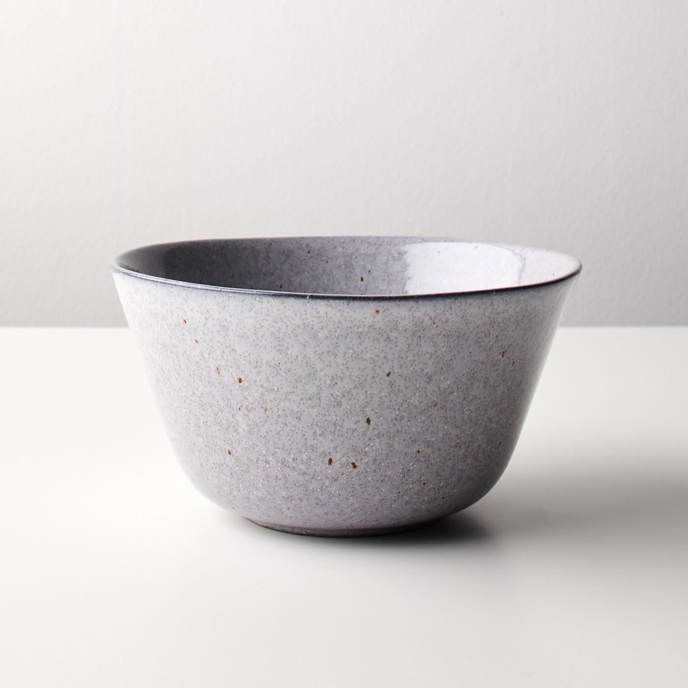 Grace Gray Serve Bowl