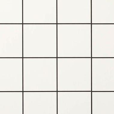 Grid Black Wallpaper Swatch