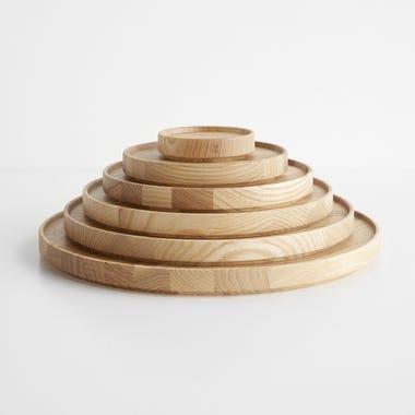 Hasami Ash Wood Trays
