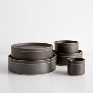 Hasami Black Dinnerware Collection
