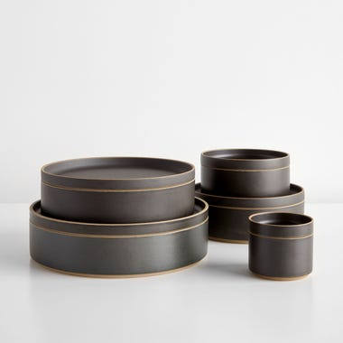 Hasami Black Dinnerware Collection