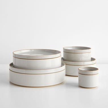 Hasami Gloss Gray Dinnerware Collection