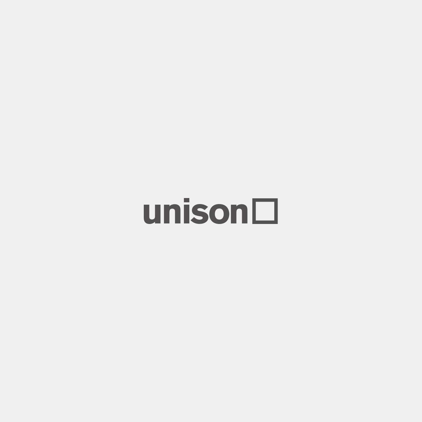 Heller White Melamine Dinner Plate