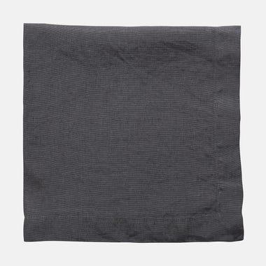 Linen Graphite Napkin