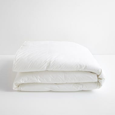 Lightweight Down Queen Duvet Insert