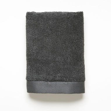 Logan Graphite Hand Towel