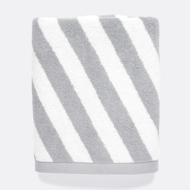 Milano Gray Hand Towel