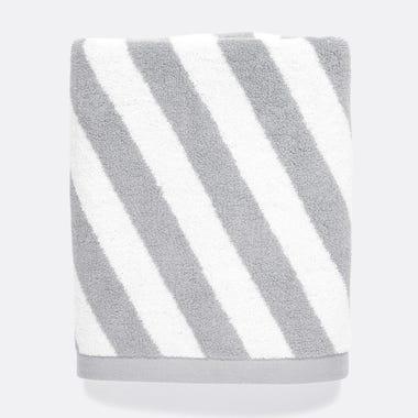 Milano Gray Hand Towel