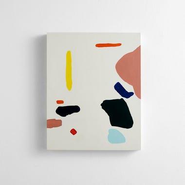 """Moglea Composition No. 12 Crescendo Painting 16"""" x 20"""""""