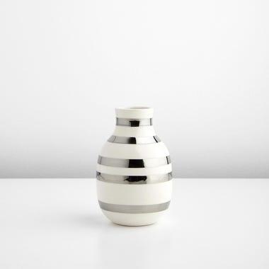 Omaggio Silver Small Vase