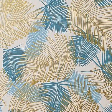 Palm Blush Wallpaper Swatch