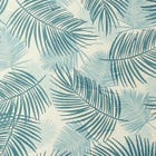 Palm Teal Wallpaper Swatch