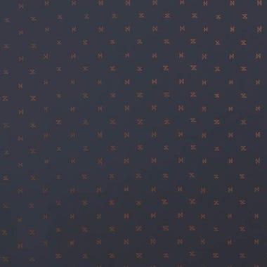 Sashi Geo Copper Wallpaper Swatch