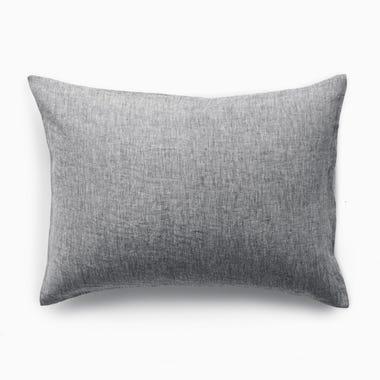 Spencer Chambray Pillowcase Standard Set of 2