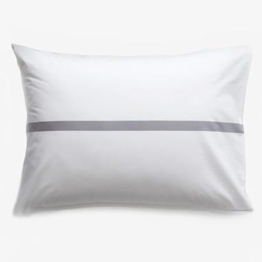 Tatami Gray Pillowcase Set