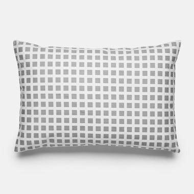 Tiles_Gray_Throw_Pillow_12x18