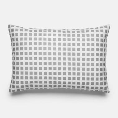 Tiles_Gray_Throw_Pillow_12x18