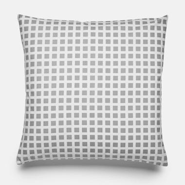 Tiles_Gray_Throw_Pillow_17x17