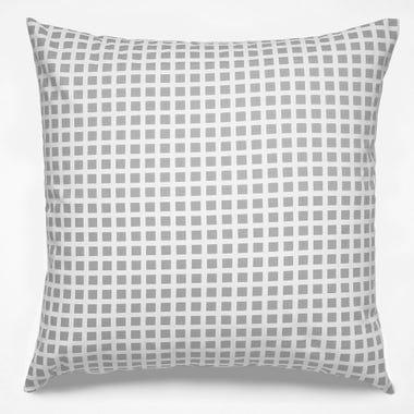 Tiles_Gray_Throw_Pillow_22x22