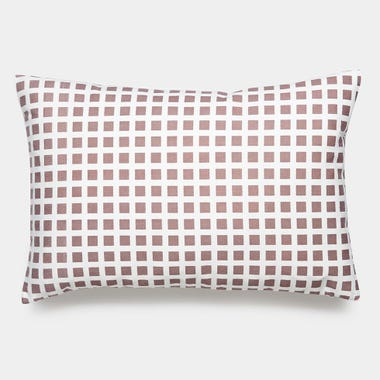 Tiles_Mauve_Throw_Pillow_12x18