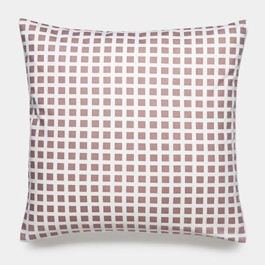 Tiles_Mauve_Throw_Pillow_17x17