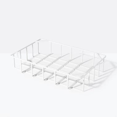Tower_White_Stackable_Basket_