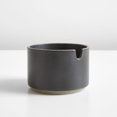 Hasami Black Sugar Bowl