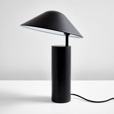 Enoki Black Table Lamp