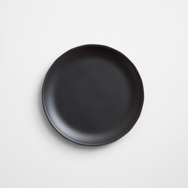 Alfresco Black Salad Plate