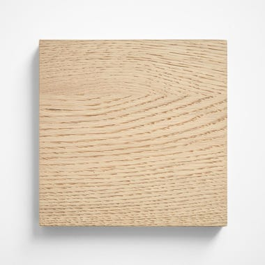 White Oak Tung Oil Finish Wood Swatch