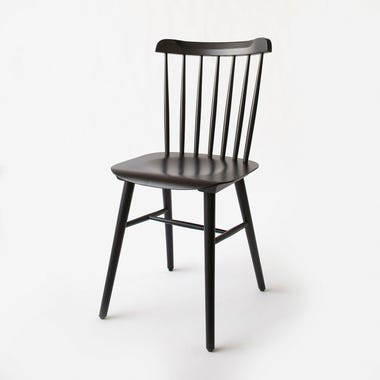 Windsor Black Stain Chair